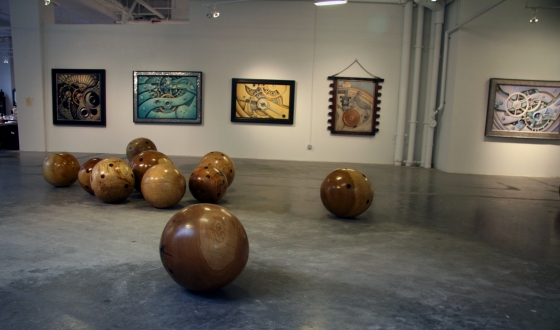 Movement Show with James Long Orbs